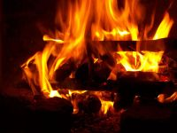 fire flames photo 054